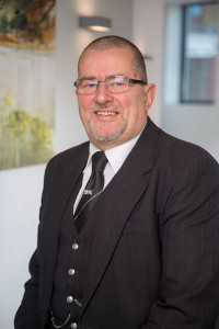 Andy Redfern - Funeral Assistant