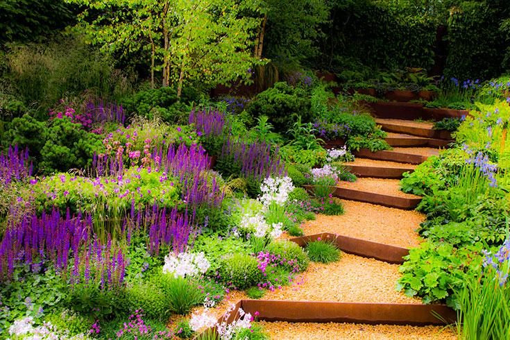Burial - Garden