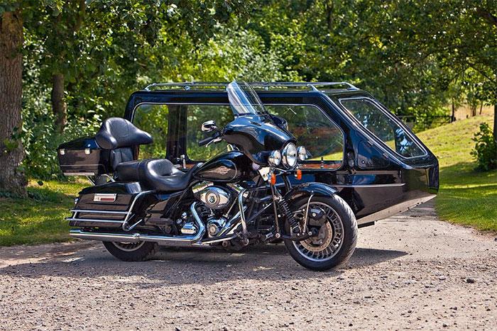 Motorcycle - Harley
