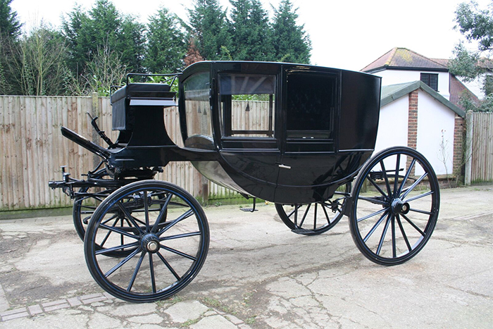 Mourners Coach