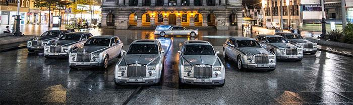 Rolls Royce Fleet